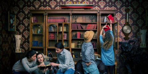 Book Escape rooms i Norge